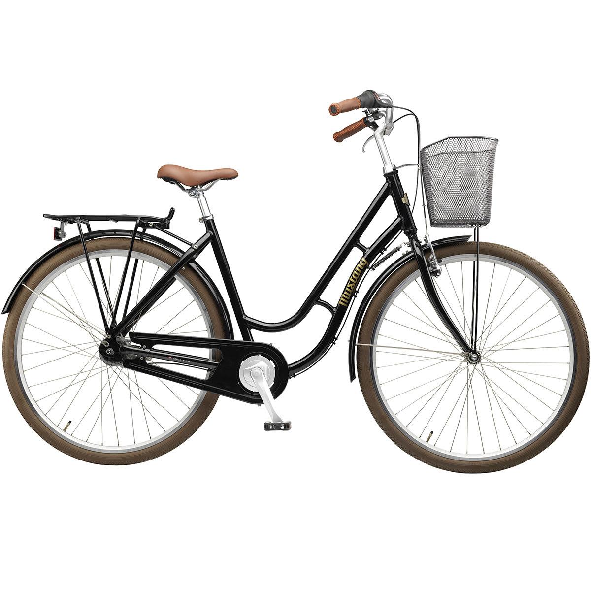 Elegant klassiker til hverdagen på byens travle cykelstier