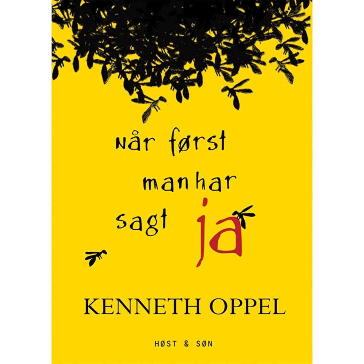 Af Kenneth Oppel