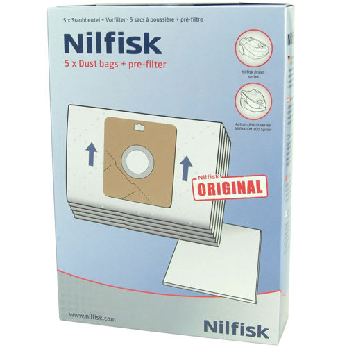 Passer til Nilfisk Bravo