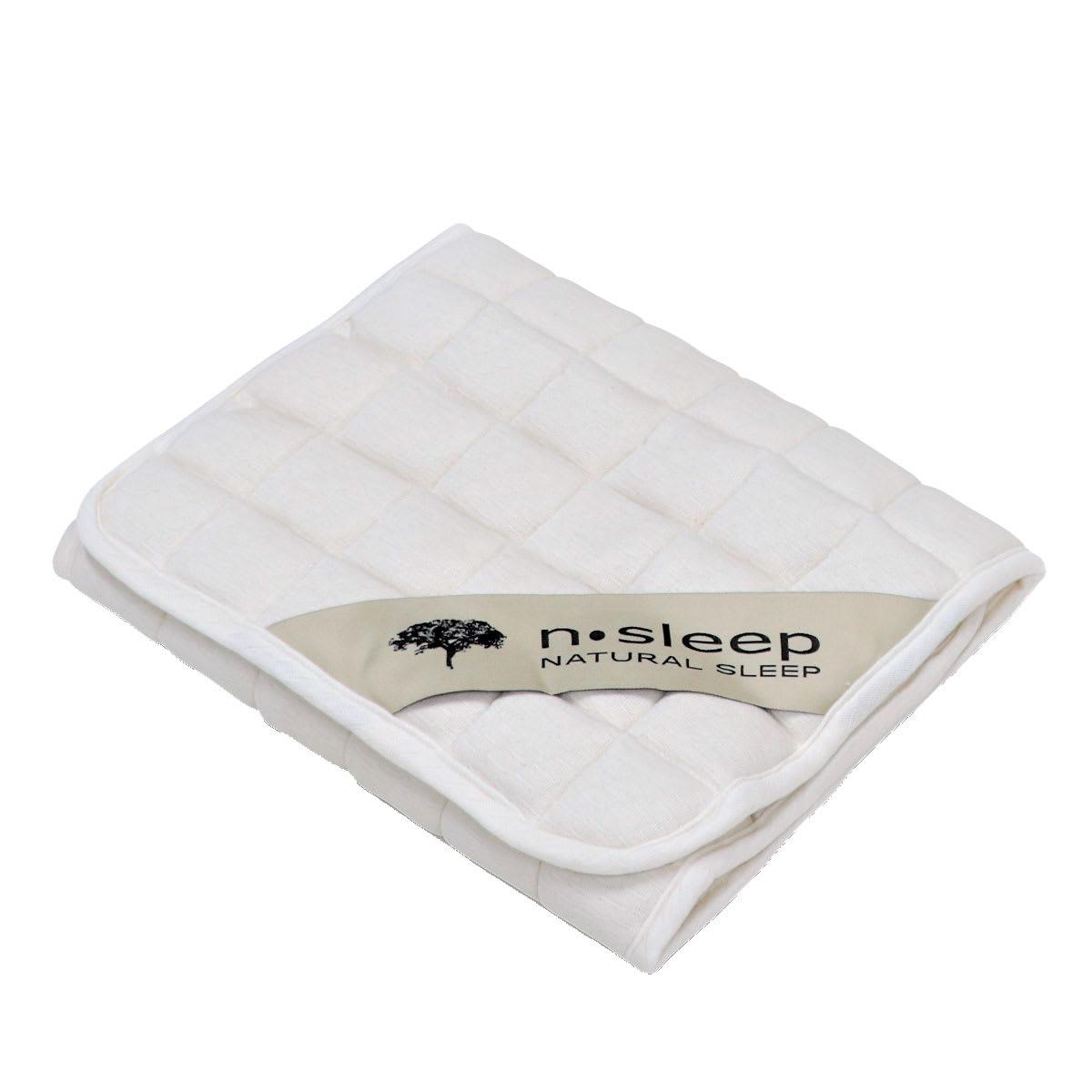 30 x 75 cm - Kapok naturfibre - Allergivenlig med god ventilation