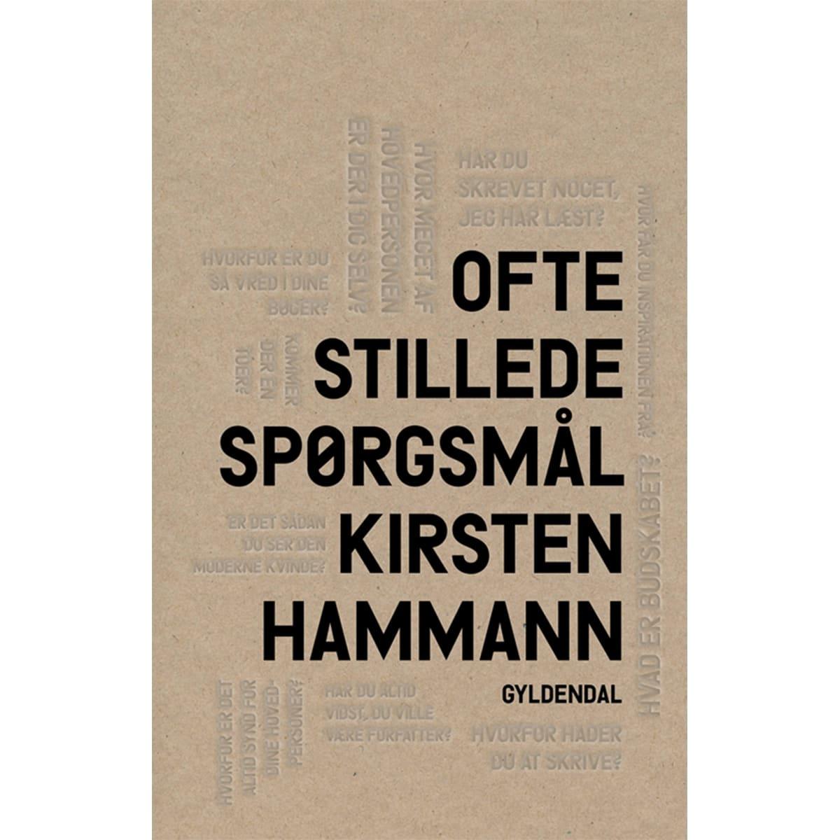 Af Kirsten Hammann