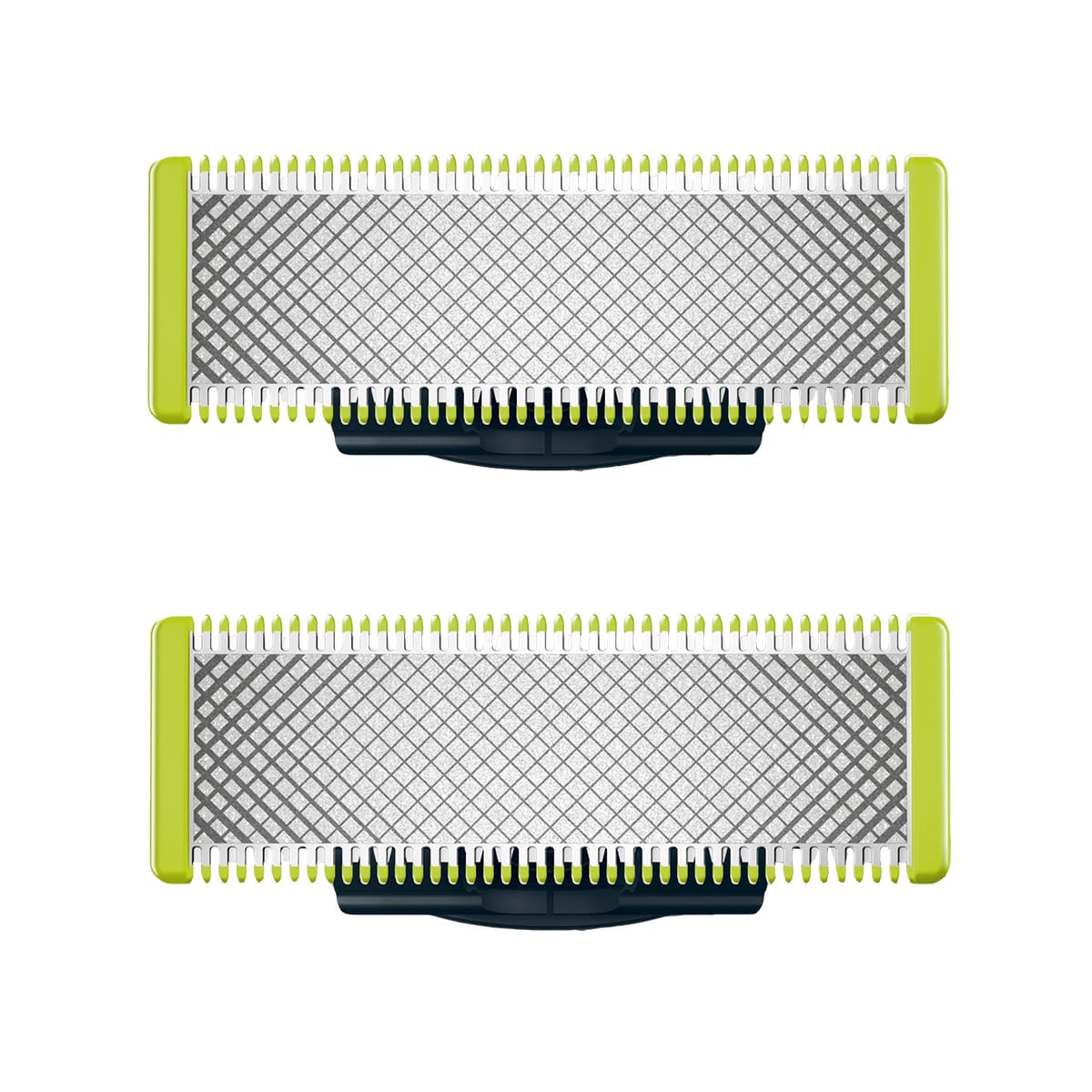 2 stk. barberhoveder - Passer til Philips OneBlade trimmere