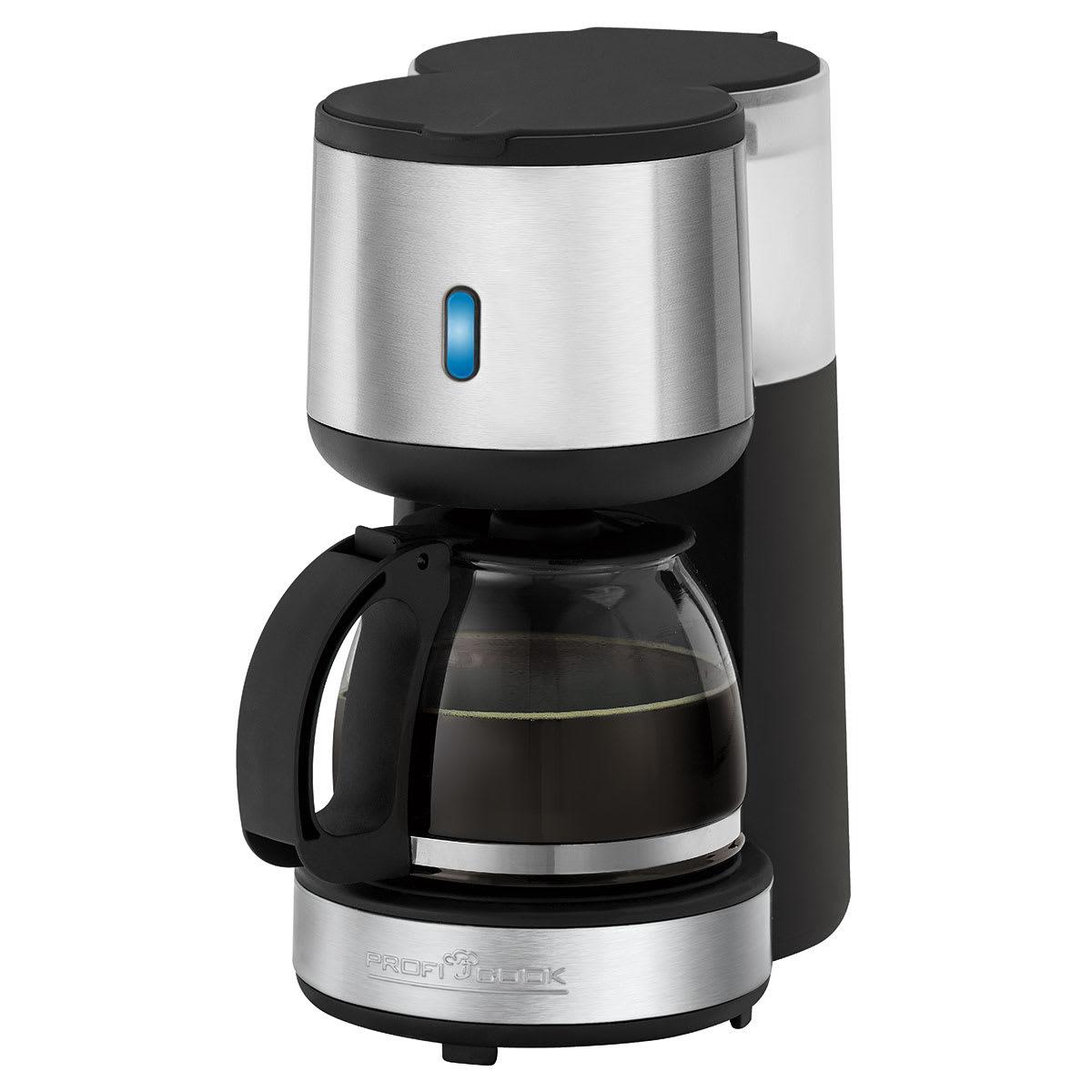 Pladsbesparende kaffemaskine til mindre køkkener