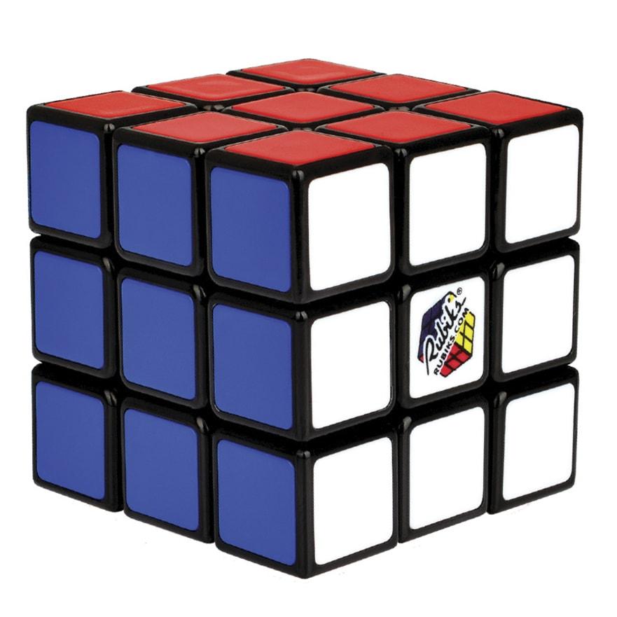Hvor mange træk skal du bruge for at løse Rubiks terningen?
