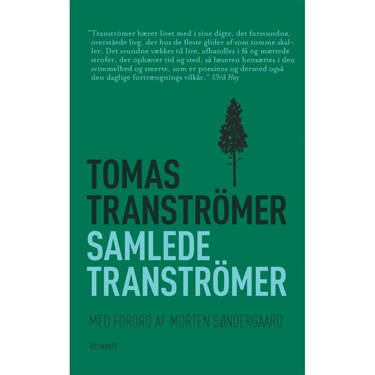 Af Tomas Tranströmer