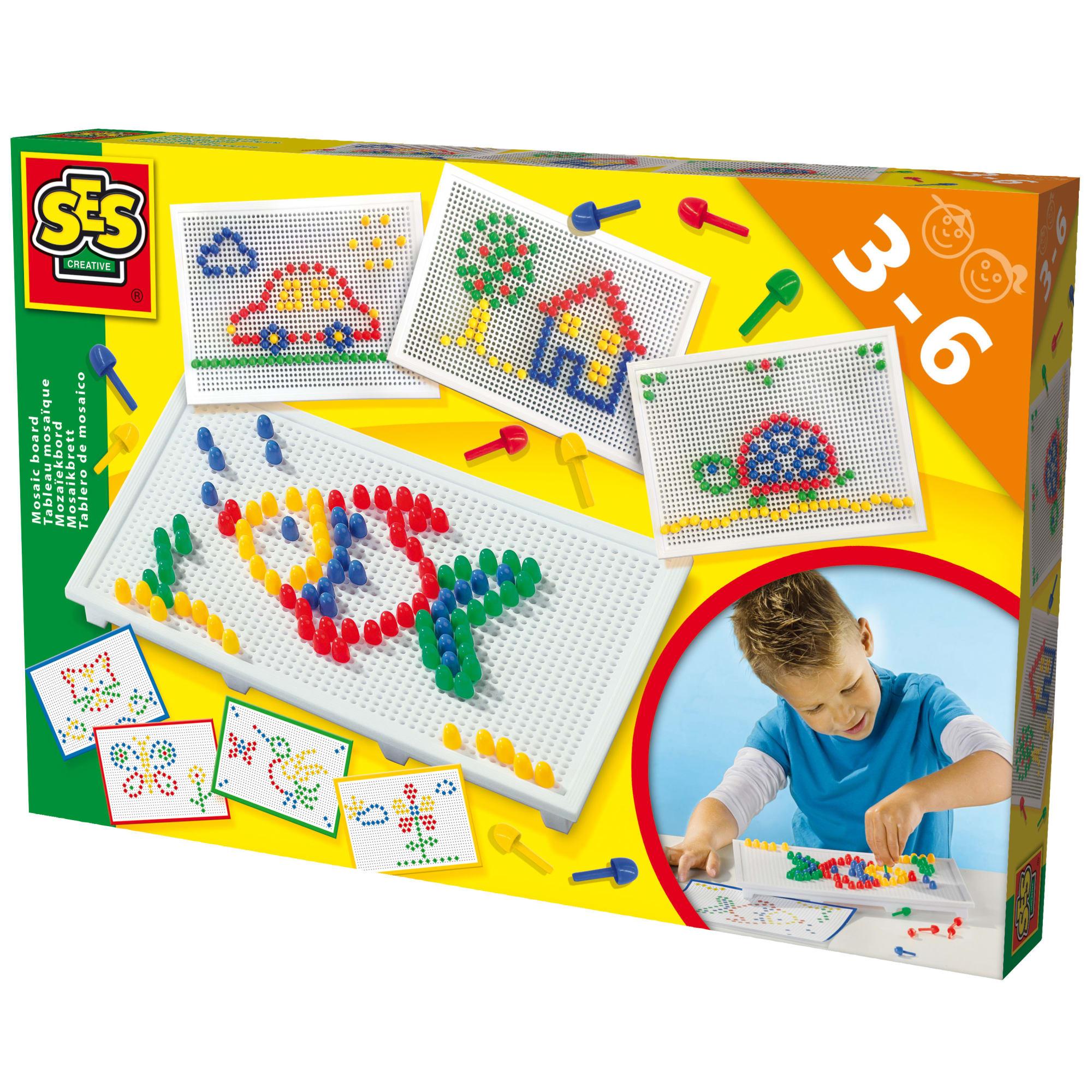 Sjov og kreativ leg med perler
