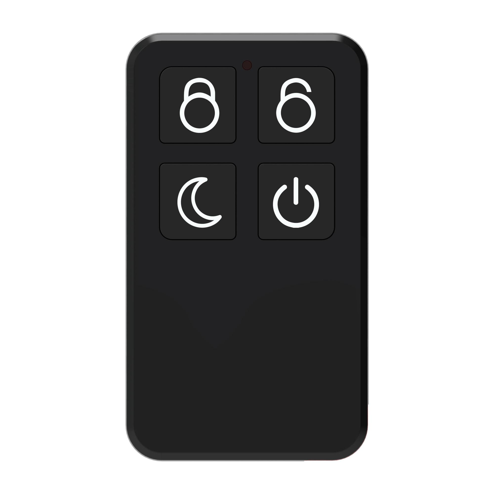 Så du kan til- eller frakoble din alarm på afstand