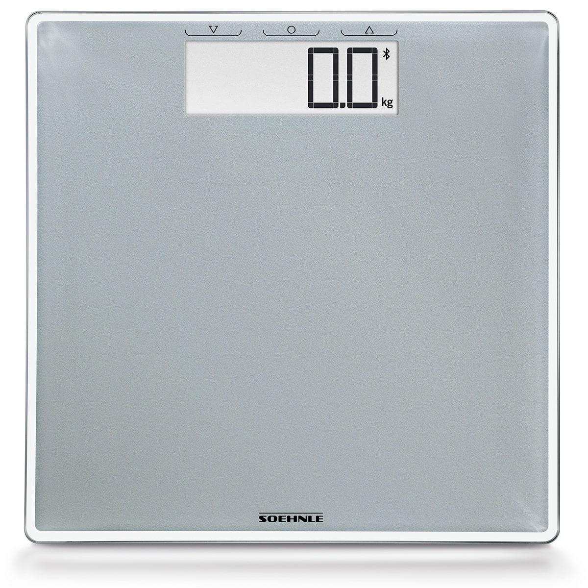 Måler vægt samt BMI og sender oplysningerne til en app