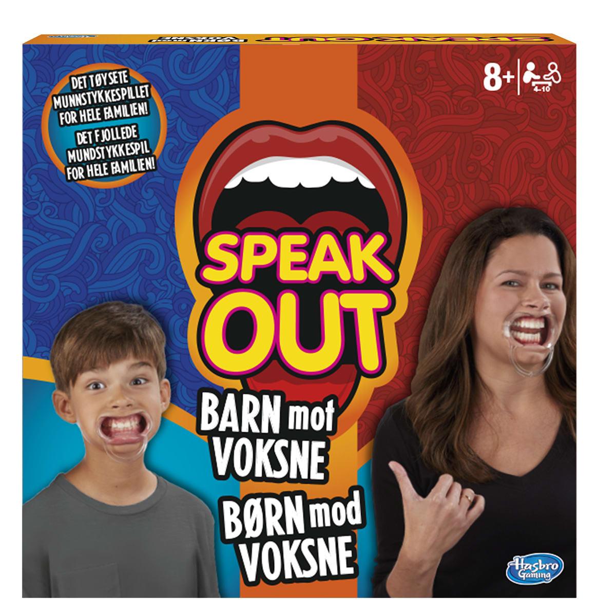 Det fjollede mundstykke-spil for hele familien