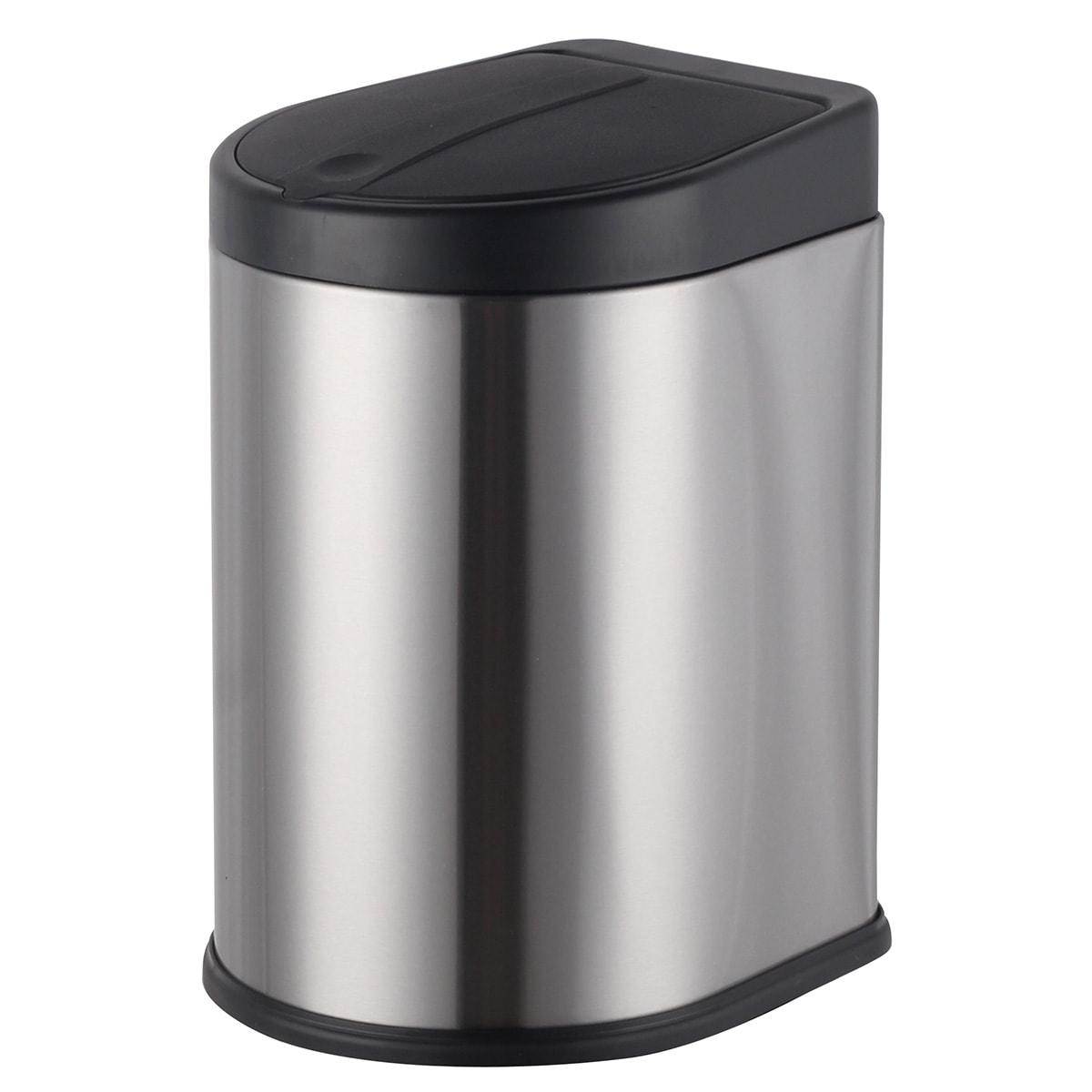 6 liter - Med låg og hygiejnisk inderspand, der forhindrer lugtgener