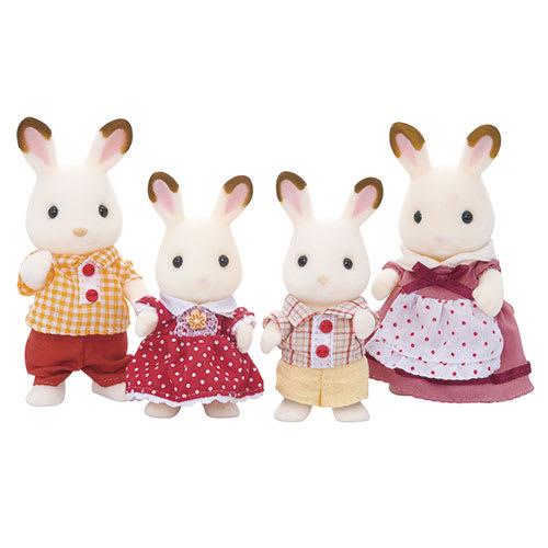 Byens kaninfamilie er fuld af energi og højt humør