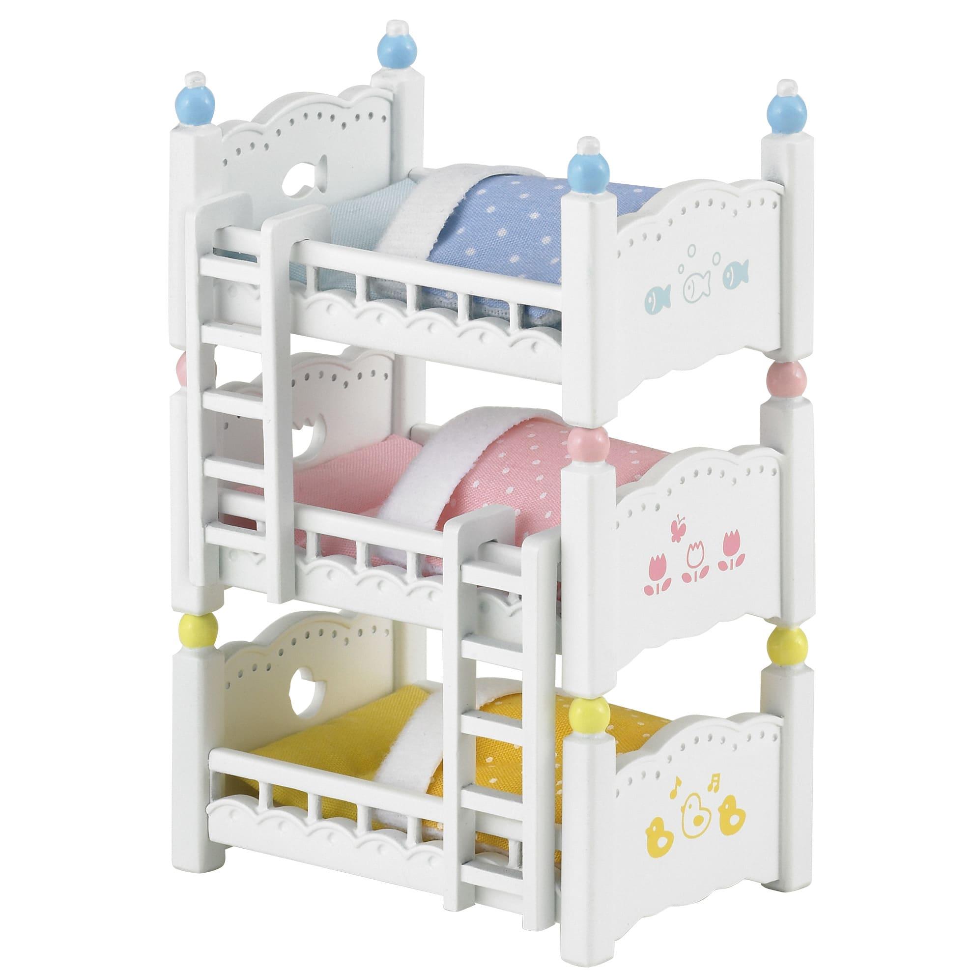 Sikke en hyggelig seng til børneværelset