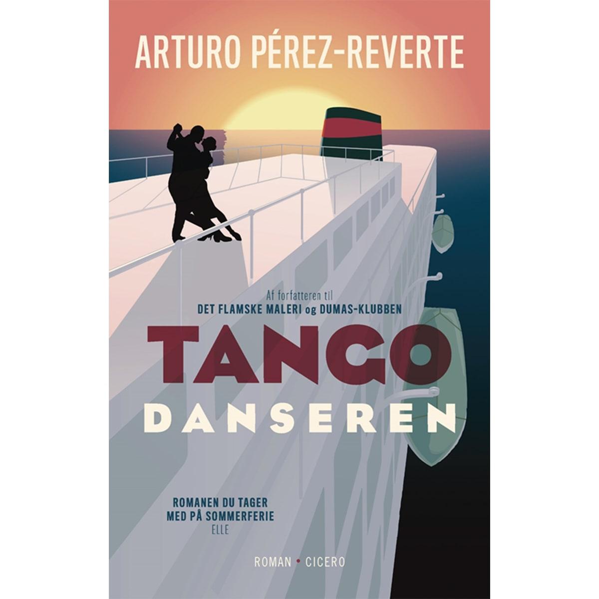 Af Arturo Perez-Reverte