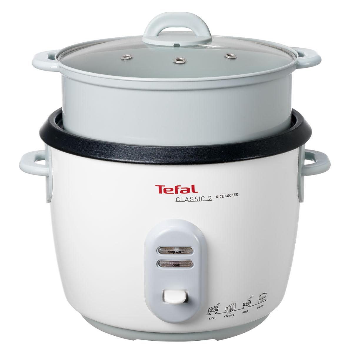 1,8 liter - Med hold-varm funktion, når dine ris er kogt