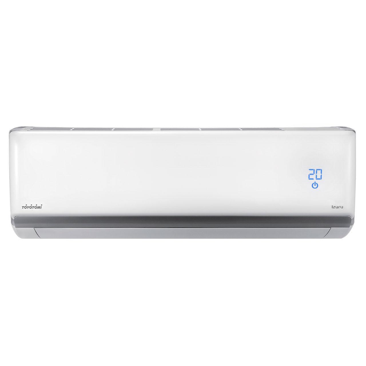 Varmer, køler, renser og affugter luften - Dækker op til 80 m²