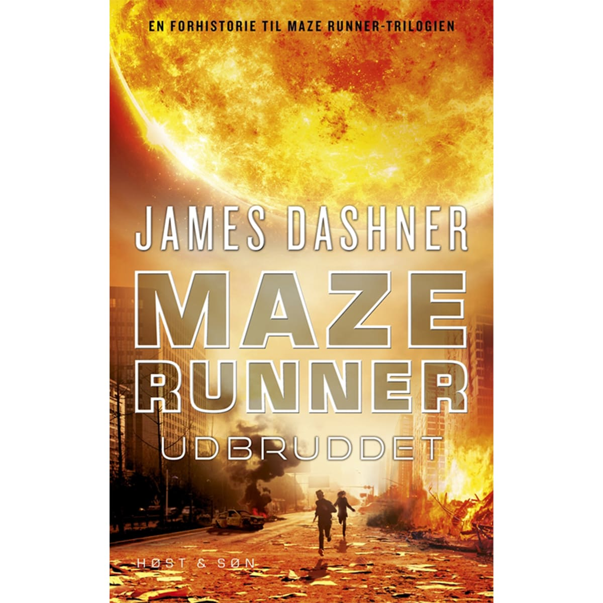 Af James Dashner