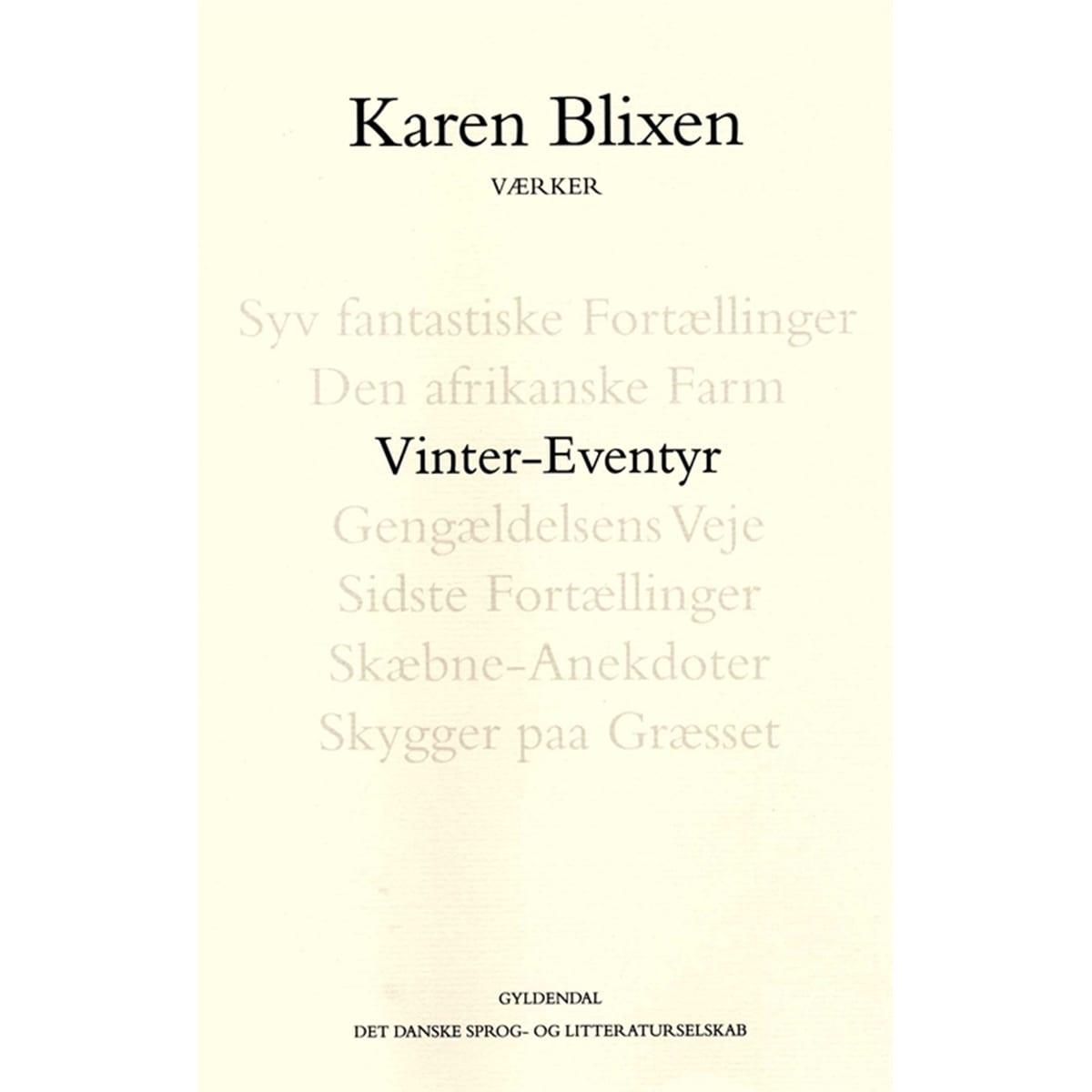 Af Karen Blixen