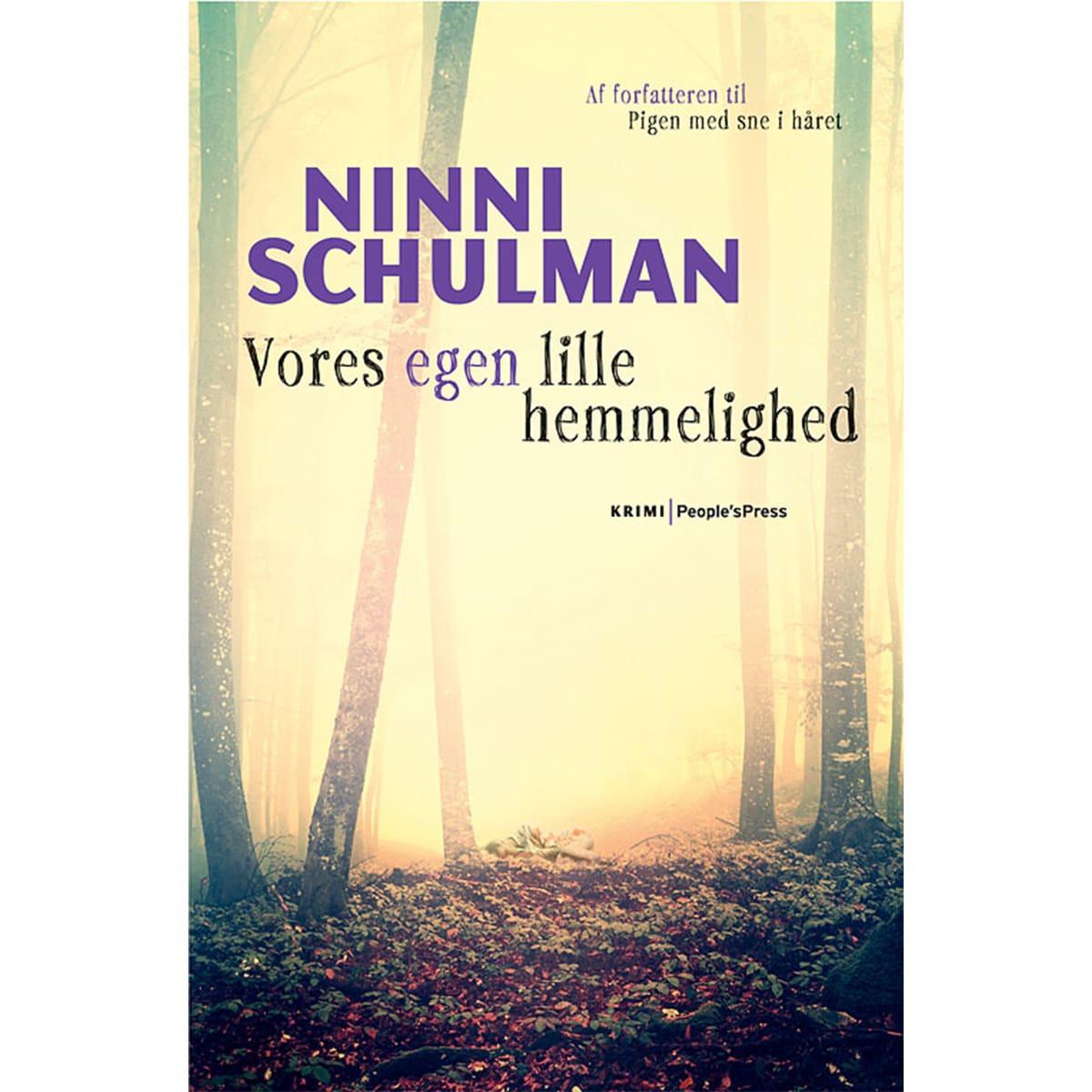 Af Ninni Schulman