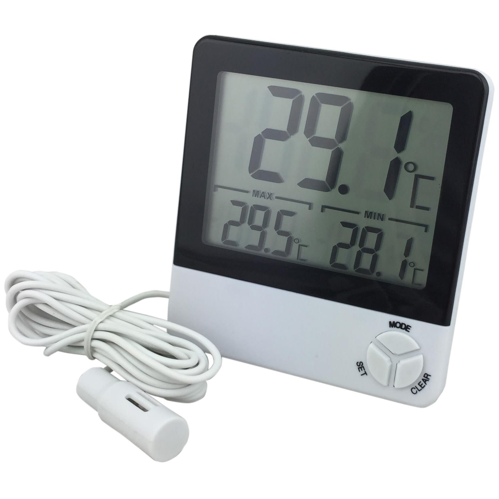 Følg temperatur og luftfugtighed - også i krybekælderen