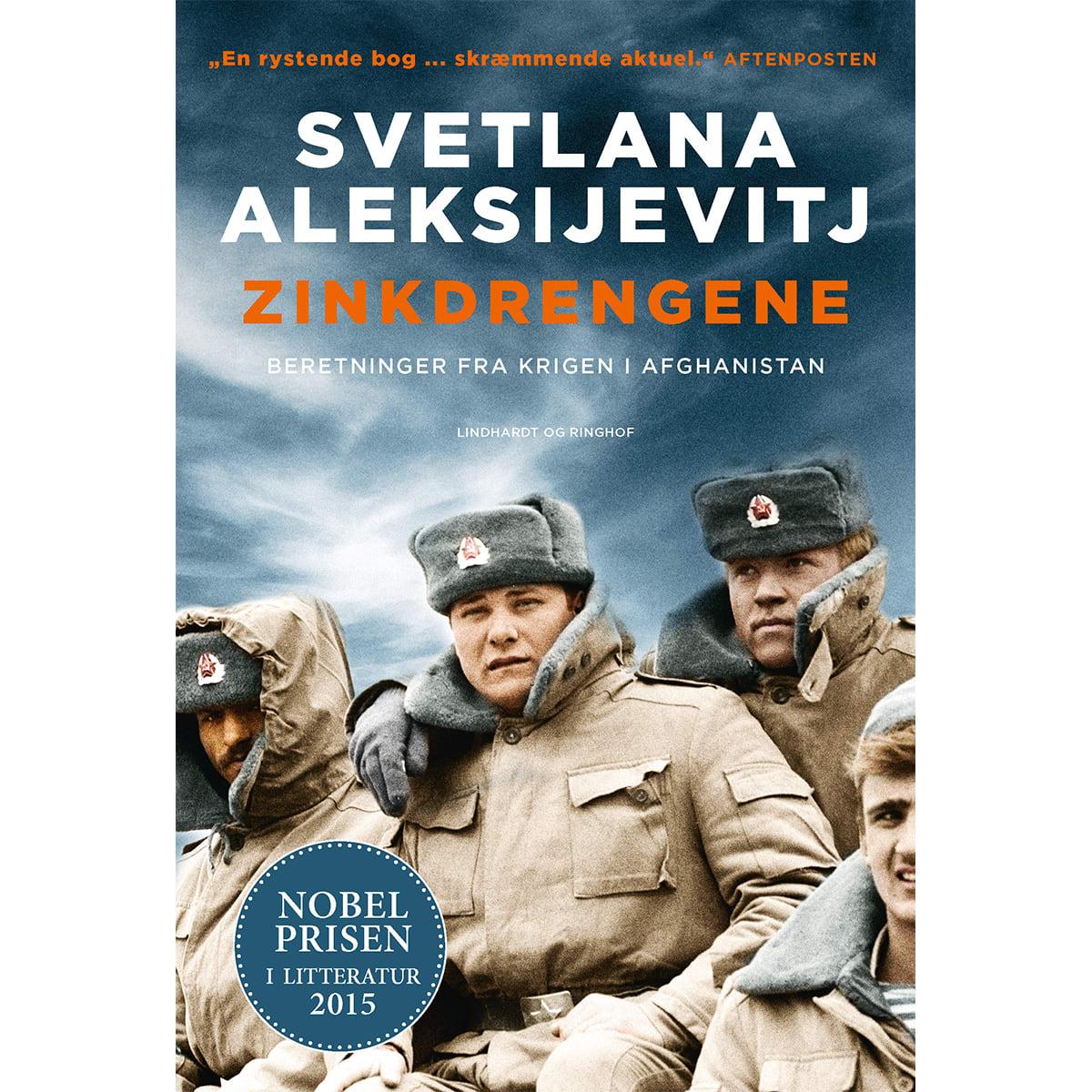 Af Svetlana Aleksijevitj