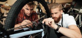 vedligeholdelse af cykler