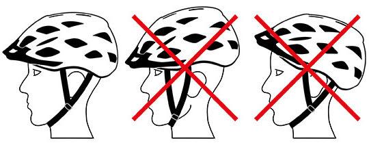 guide til valg af cykelhjelm billede 3
