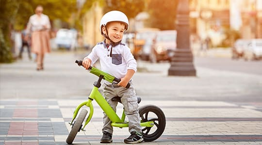 børnecykel guide dreng coop.dk