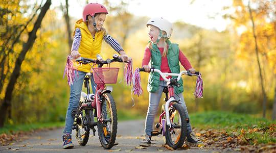 Guide til børnecykler coop.dk