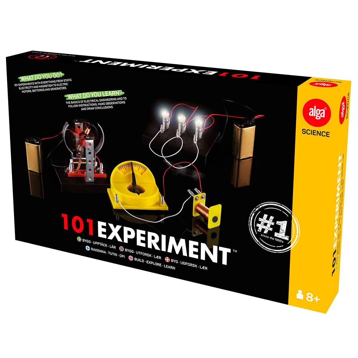 Lær om statisk elektricitet, magnetisme og meget mere
