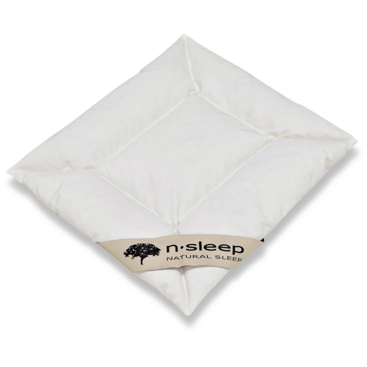 Kapok naturfibre - 40 x 45 cm - Allergivenlig