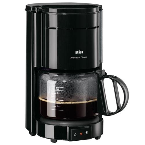 Traditionel maskine til god, klassisk filterkaffe