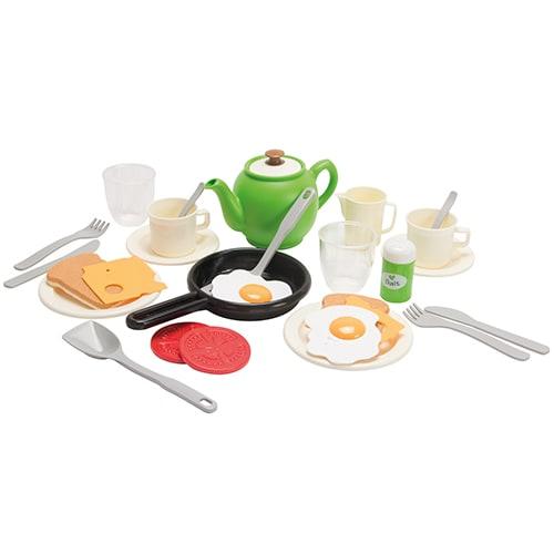 Svanemærket legemad med 29 dele til den lille kok