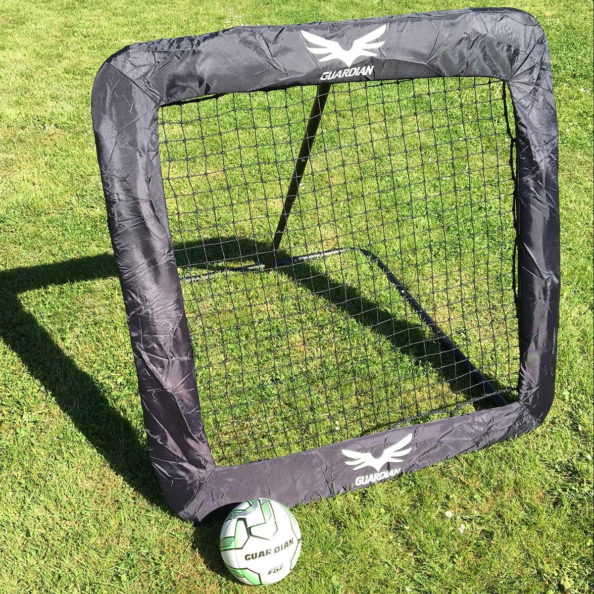 H 124 x B 124 cm - Træn som en professionel fodboldspiller
