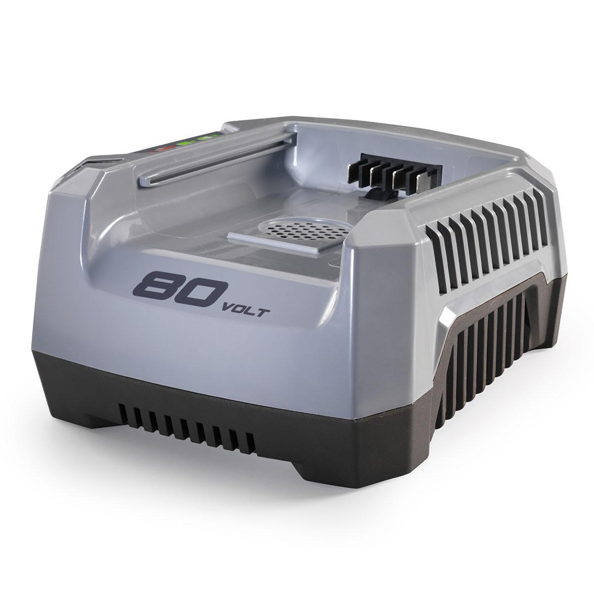 Passer til 80 V batteriet fra Stiga