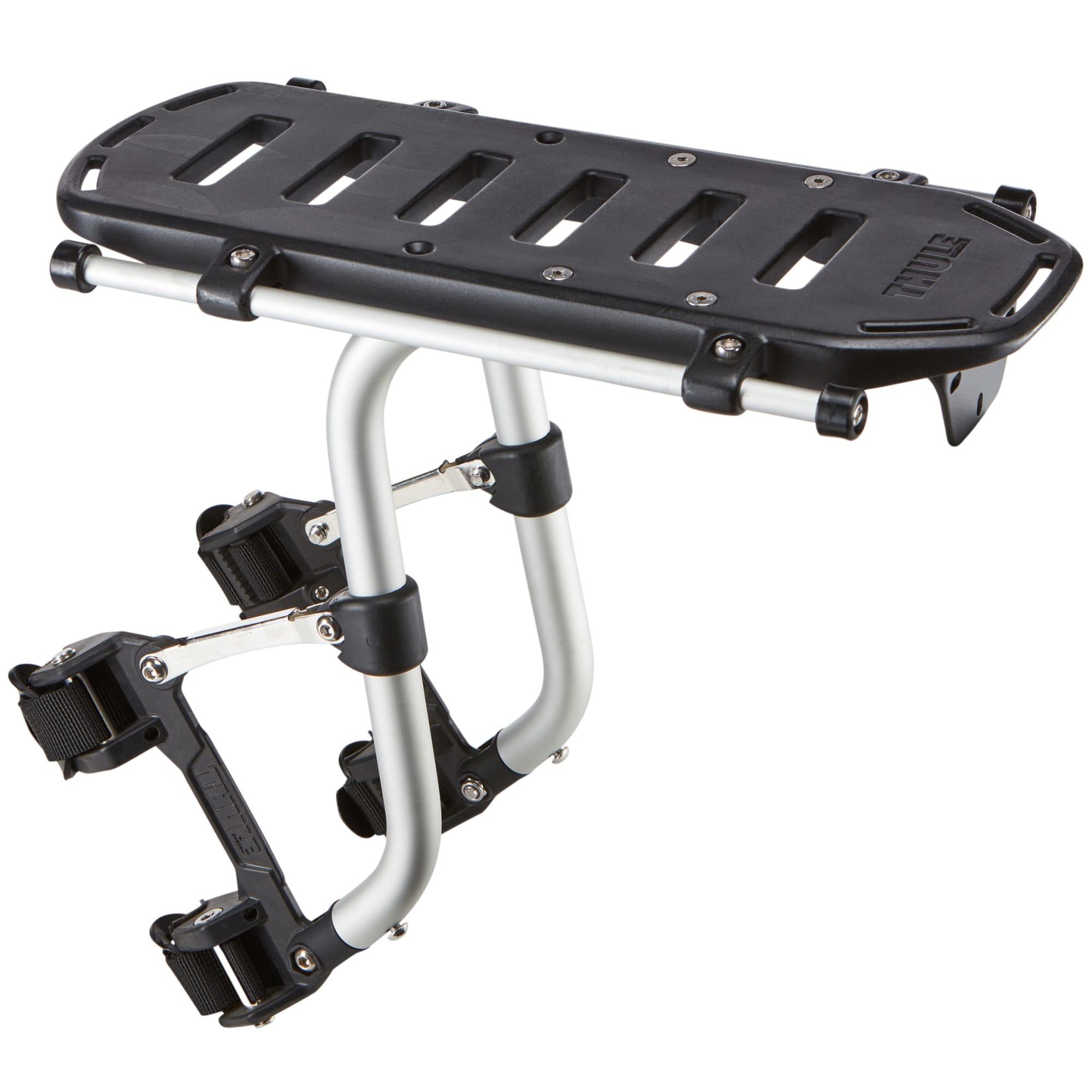 Til montering foran eller bagpå cyklen