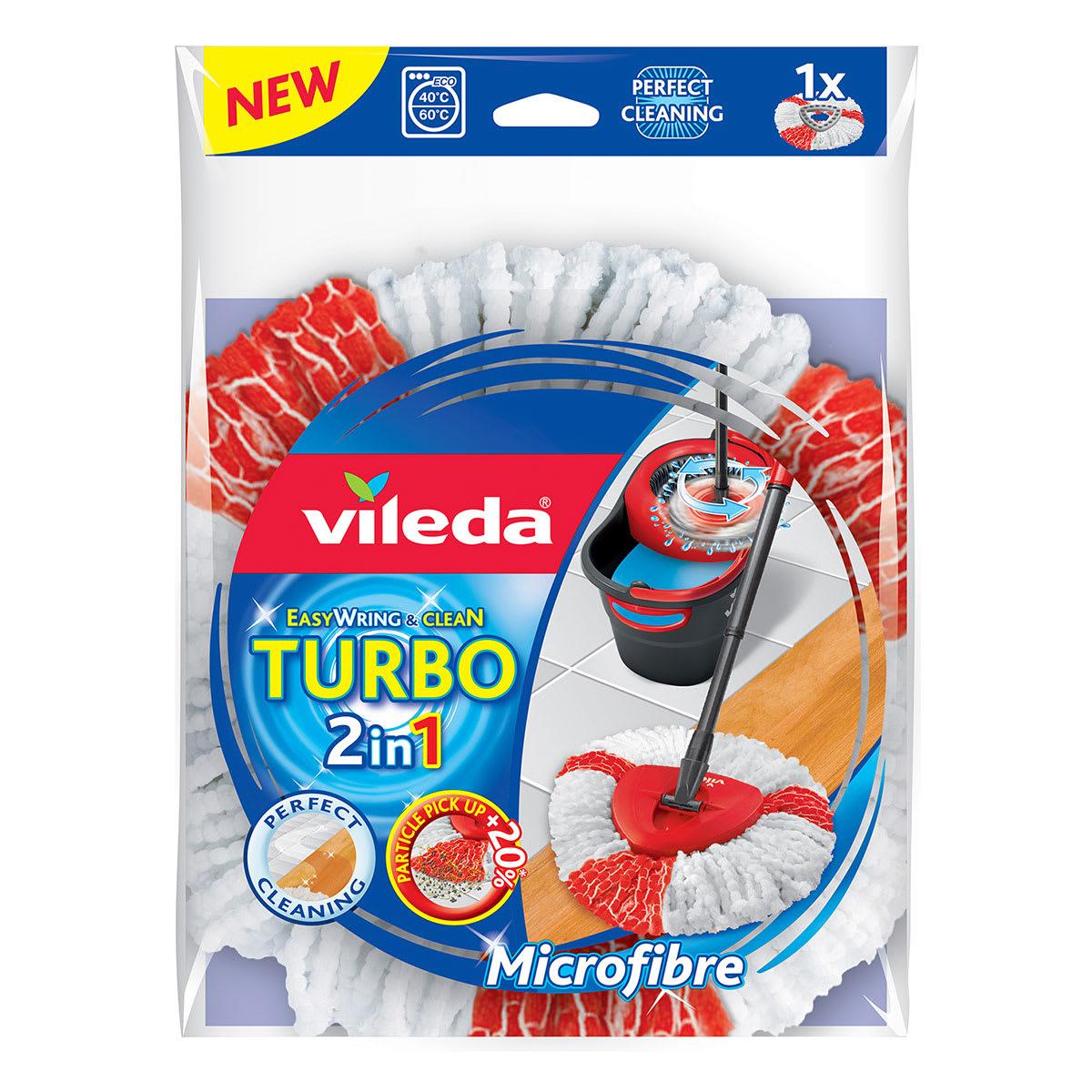 Passer til Easy Wring & Clean Turbo moppe